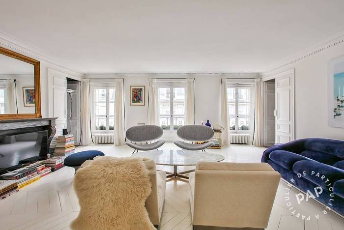 Vente appartement 5 pièces Paris 1er