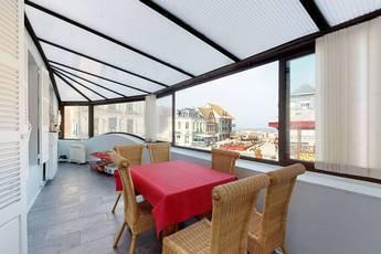 Vente appartement 4pièces 93m² Cayeux-Sur-Mer (80410) - 189.000€