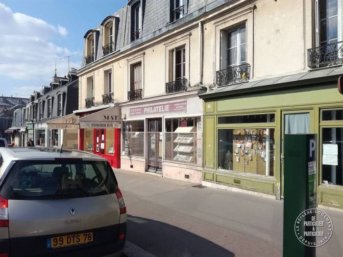 Vente et location Fonds de commerce Versailles (78000)  37.000€