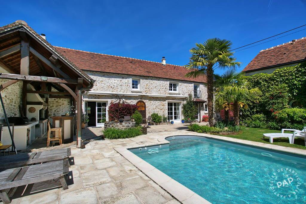 Vente Maison Crecy-La-Chapelle (77580) 320m² 755.000€