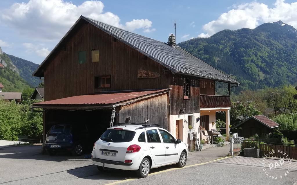 Vente Maison Thônes 160m² 457.000€