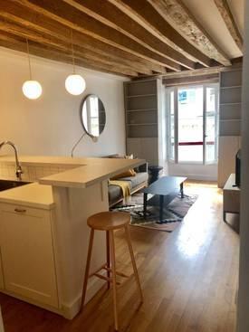 Vente appartement 2pièces Paris 7E - 550.000€