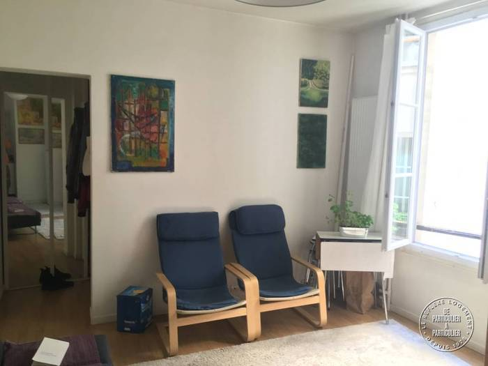 Vente appartement 2 pièces Paris 8e