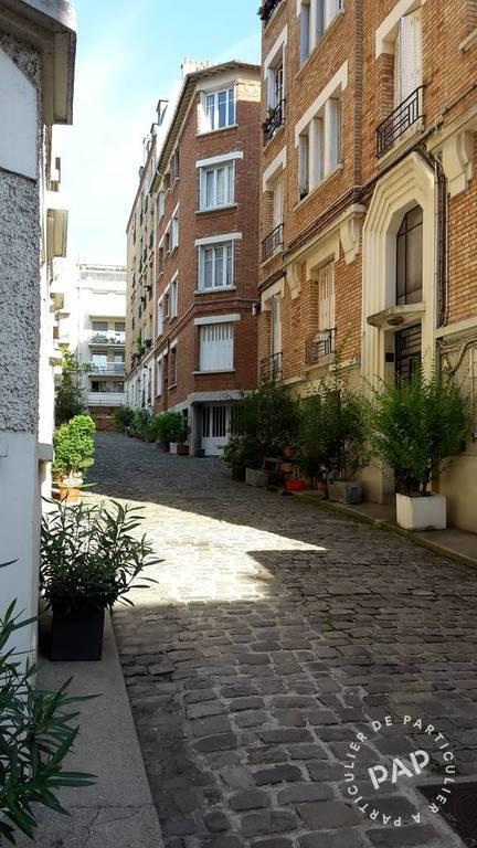 Location Appartement Paris 20E 26m² 900€