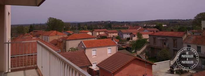 Vente appartement 4 pièces Le Coteau (42120)