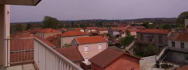 Vente appartement 4pièces 73m² Le Coteau (42120) - 98.000€