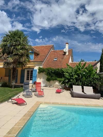 Vente maison 300m² Méhers - 499.000€