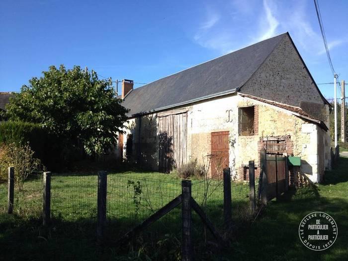 Vente Maison Ponce-Sur-Le-Loir (72340) 75m² 65.000€
