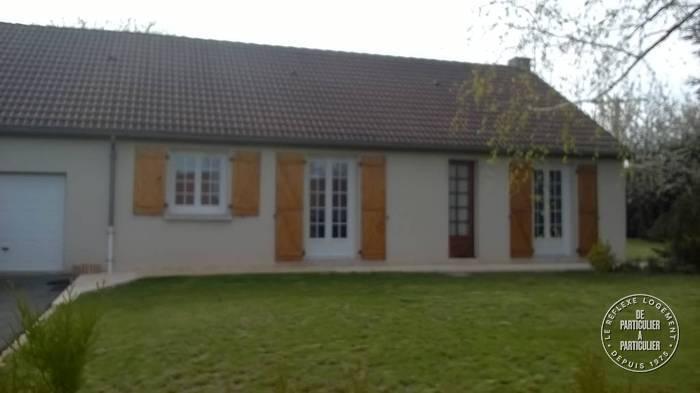 Vente Maison Crosses (18340)