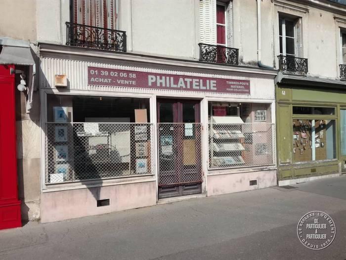 Vente et location Fonds de commerce Versailles (78000)