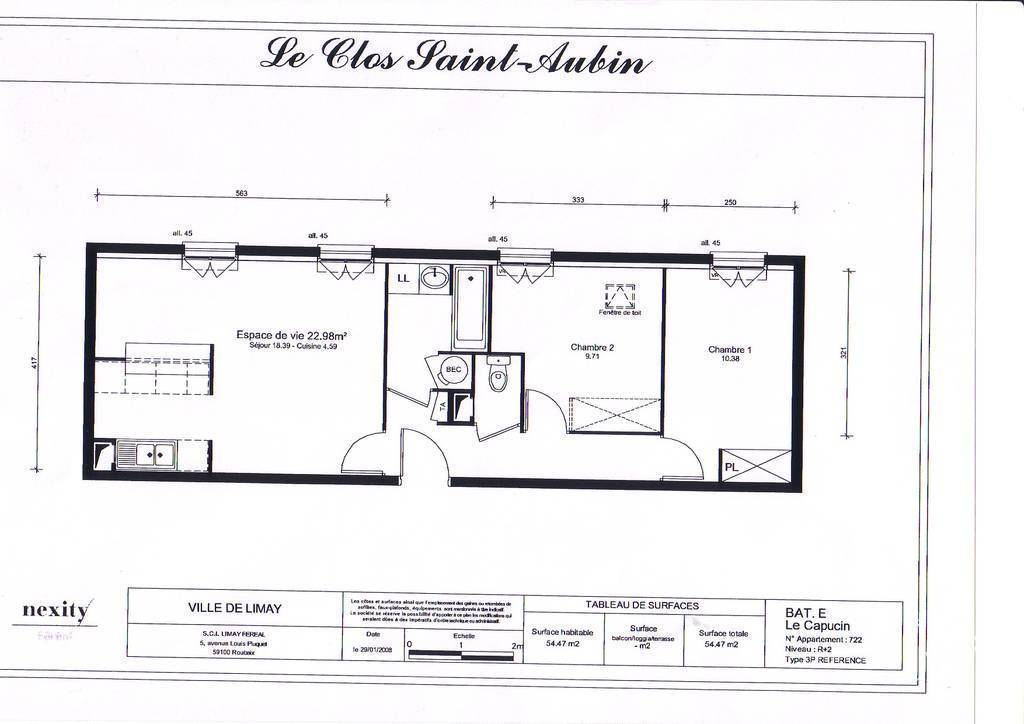Vente Appartement Limay (78520)