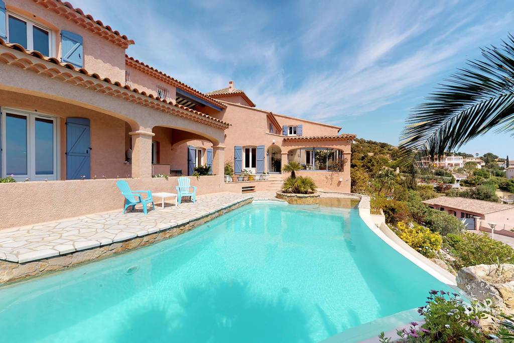 Vente immobilier 1.350.000 € Les Issambres