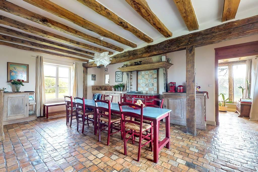 Vente immobilier 460.000€ Bosquentin (27480)
