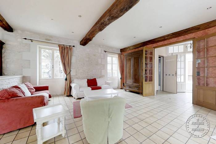 Vente immobilier 174.000€ À 10 Min Jonzac