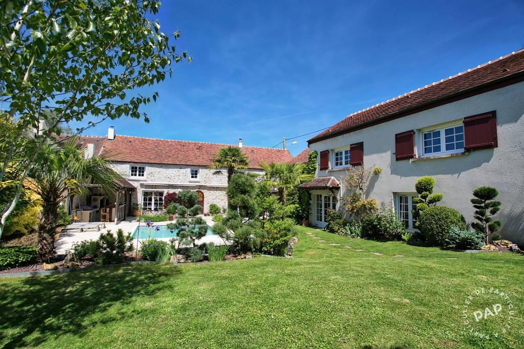 Vente immobilier 755.000€ Crecy-La-Chapelle (77580)