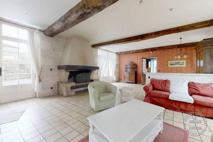 Maison À 10 Min Jonzac 174.000€