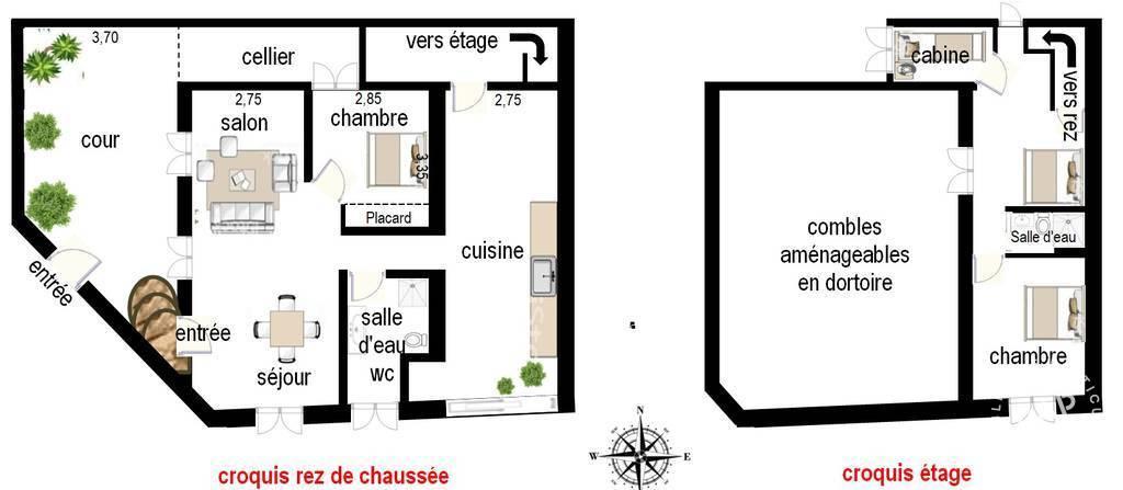 Maison Canet-En-Roussillon (66140) 253.000€