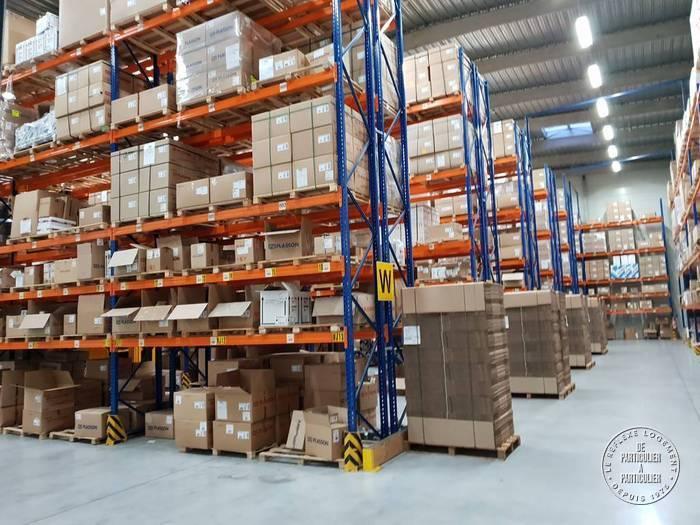 Local d'activité 18.000€ 3.220m² Servon (77170)