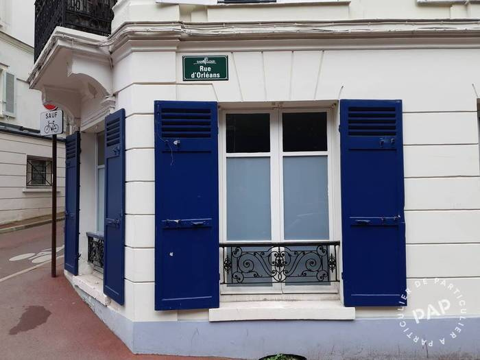 Bureaux et locaux professionnels 1.400€ 55m² Saint-Cloud (92210)