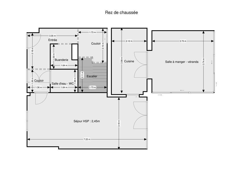 Maison 330.000€ 105m² Beauzelle (31700)