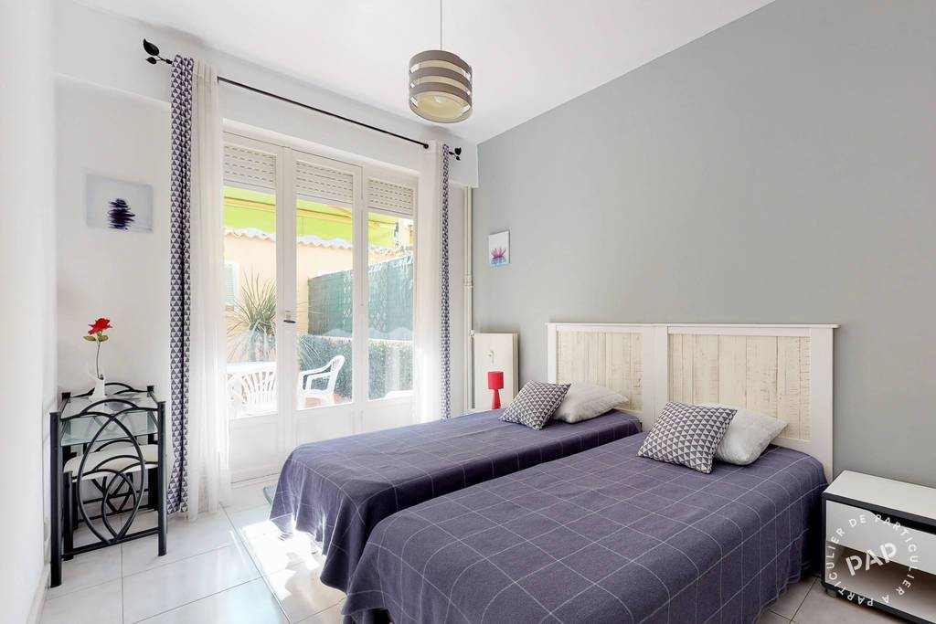 Appartement 208.000€ 52m² Nice (06)