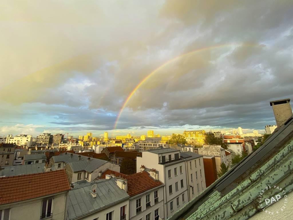 Immobilier Paris 18E 1.423.000€ 134m²