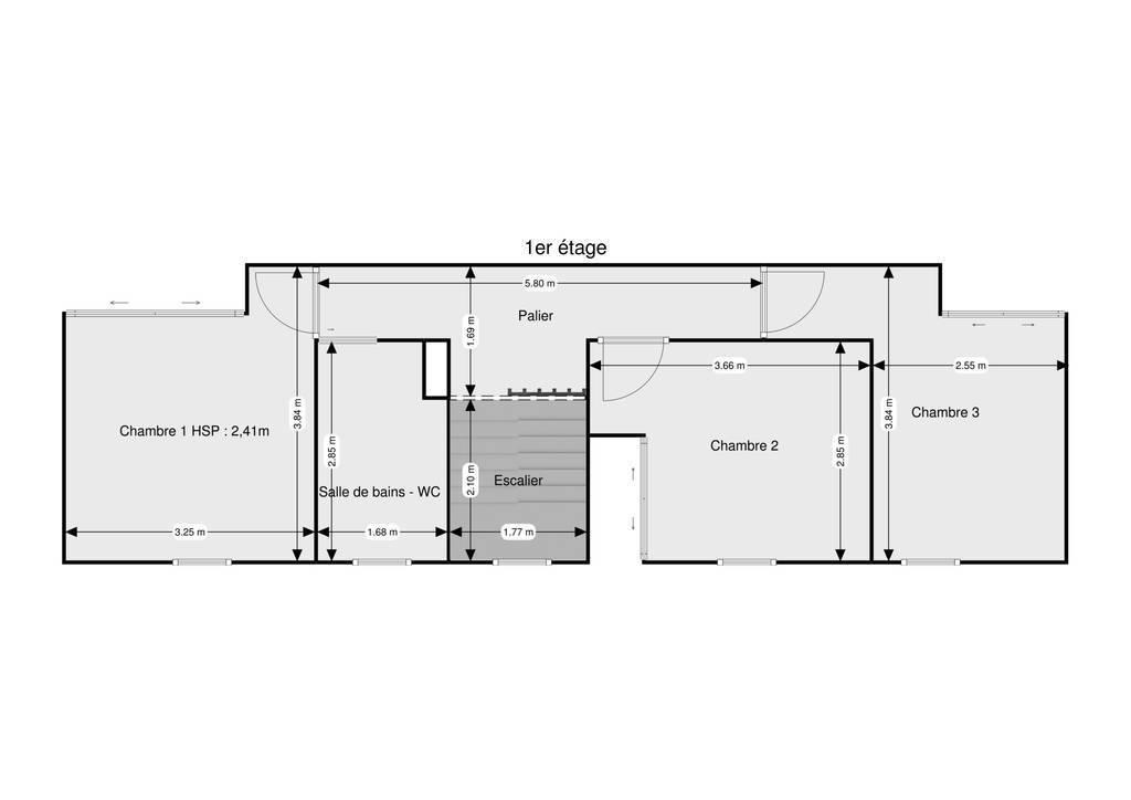 Immobilier Beauzelle (31700) 330.000€ 105m²