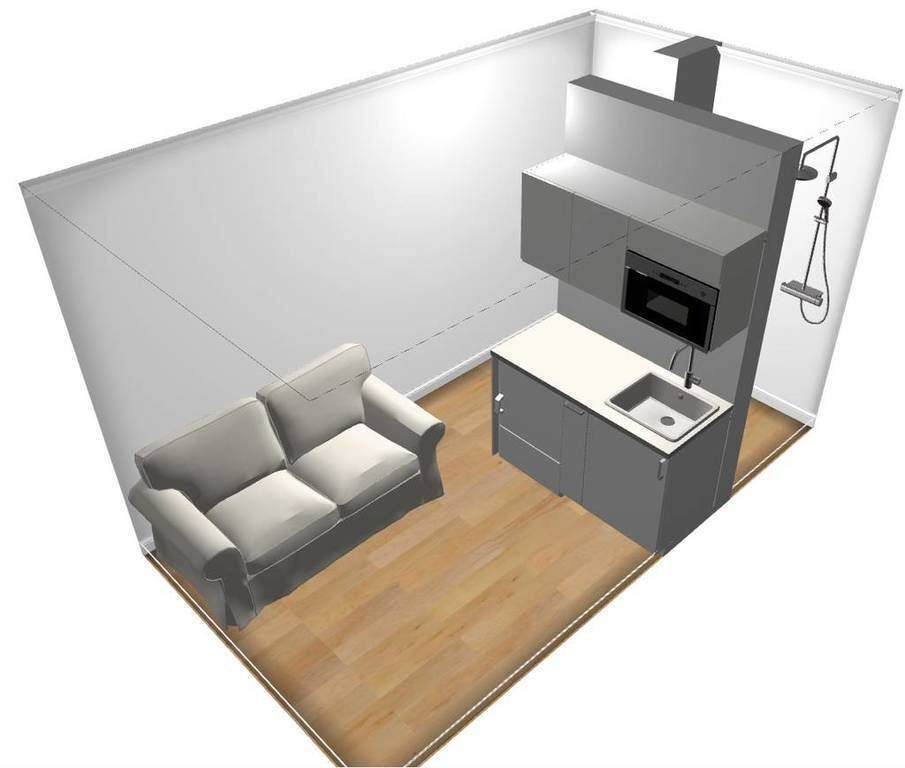 Immobilier Saint-Mande (94160) 650€ 11m²