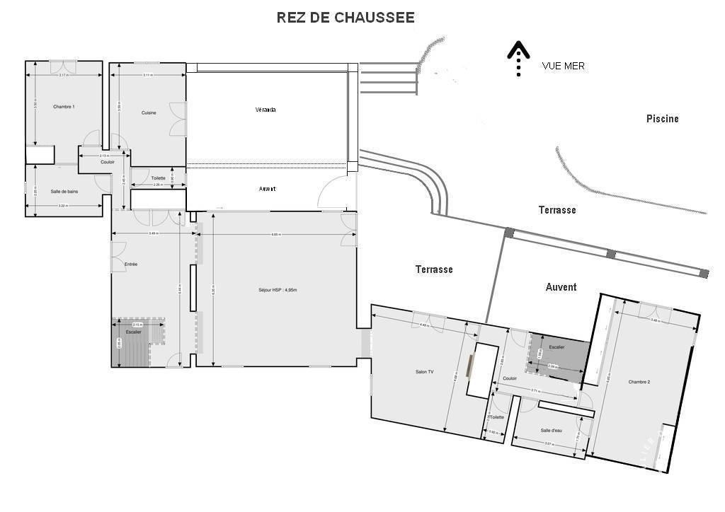 Maison Les Issambres 1.350.000€