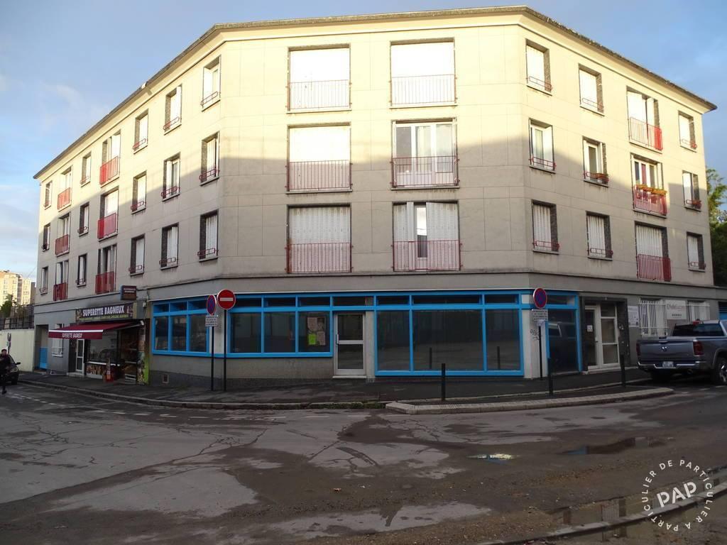 Location Bureaux et locaux professionnels Bagneux 186m² 3.400€