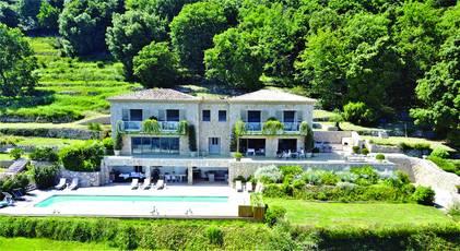 Vente maison 400m² Tourrettes-Sur-Loup (06140) - 3.800.000€
