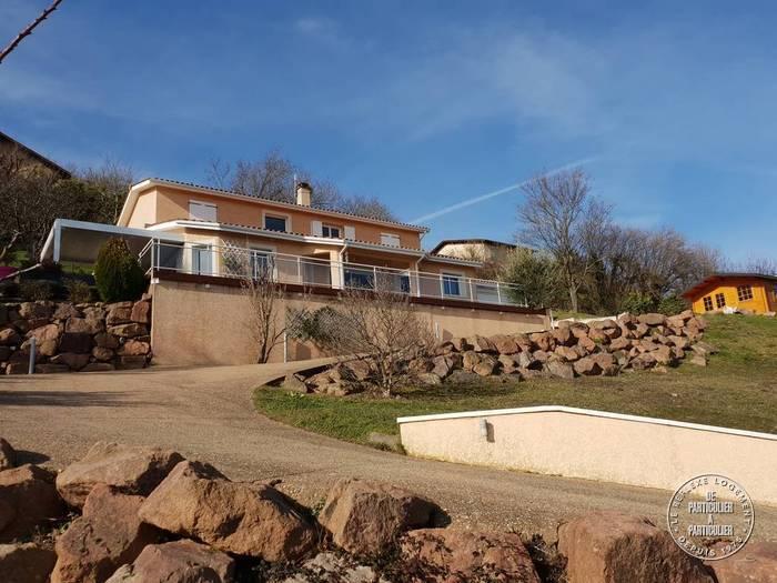 Vente Maison Albigny-Sur-Saone (69250) 165m² 650.000€