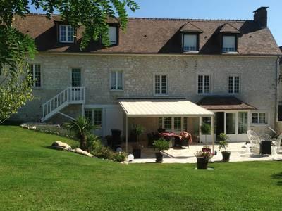 Vente maison 240m² Saint-Pierre-D'autils (27950) - 584.000€