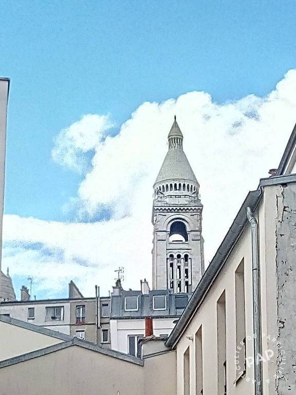 Vente Appartement Paris 18E 54m² 589.000€