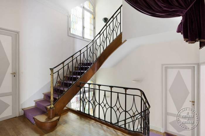 Vente appartement 9 pièces Paris 16e