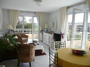 Vente appartement 3pièces 62m² Sainte-Maxime (83120) - 368.000€