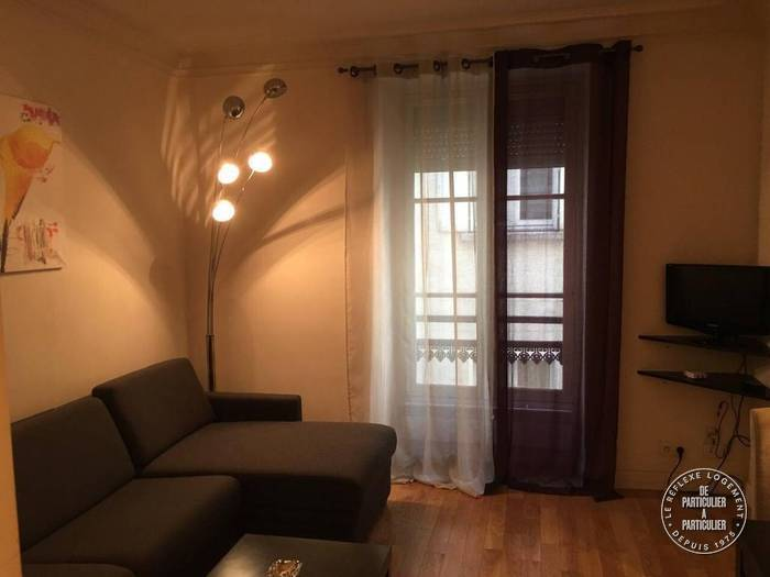 Location Appartement Paris 17E 22m² 1.170€
