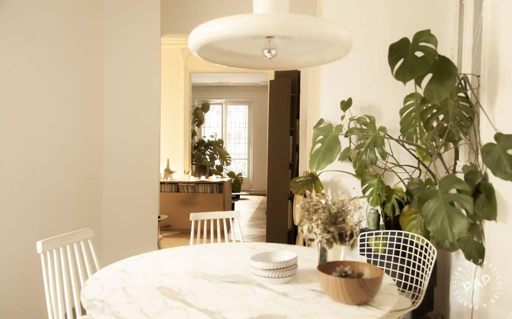 Vente Appartement Paris 18E 102m² 1.110.000€