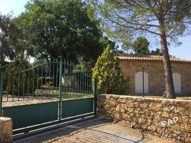 Vente Maison Chateauneuf-Grasse (06740)