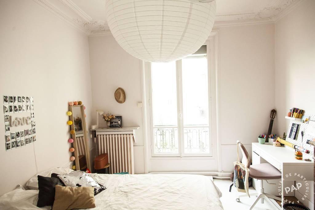 Immobilier Paris 18E 1.110.000€ 102m²