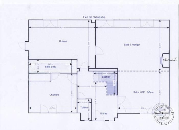 Vente Maison Sainte-Genevieve-Des-Bois (91700)