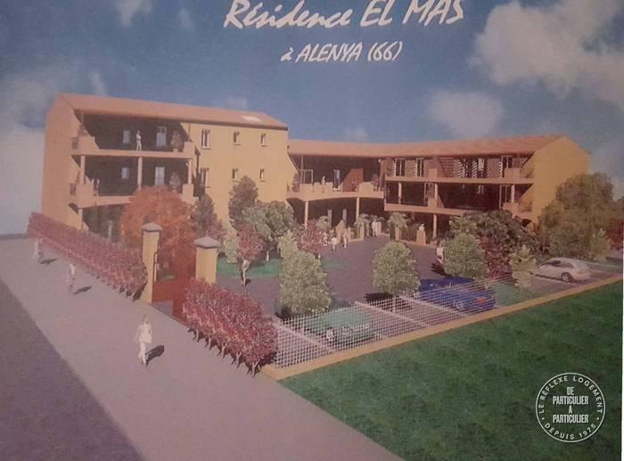 Vente Appartement Alenya 30m² 89.000€