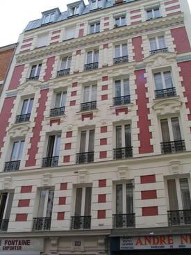 Location meublée appartement 2pièces 32m² Paris 18E - 990€