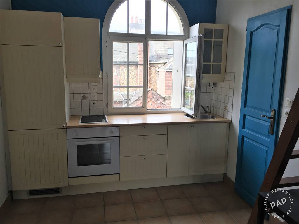 Location appartement studio Rouen (76)