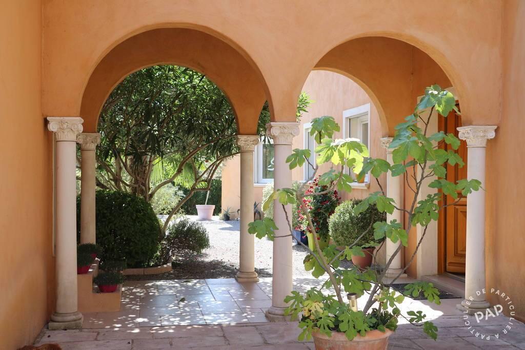 Vente Maison Aux Portes De Montpellier 320m² 1.365.000€