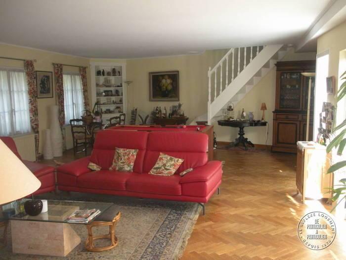 Vente Maison Saint-Germain-En-Laye (78100) 250m² 1.455.000€