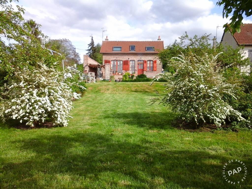 Vente Maison Beaugies-Sous-Bois (60640)  127.800€