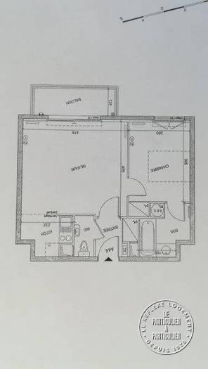 Vente Appartement Issy-Les-Moulineaux (92130) 44m² 380.000€