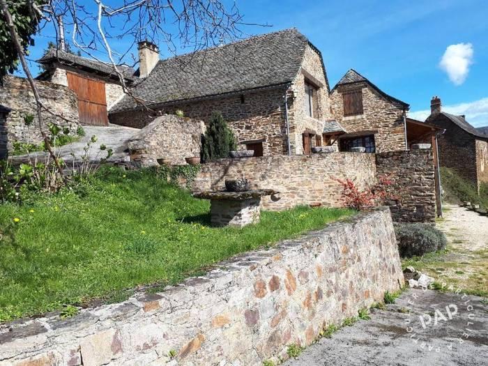 Vente Maison Coubisou (12190) 250m² 345.000€