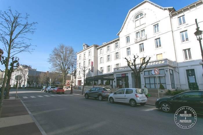 Vente appartement 3 pièces Vittel (88800)